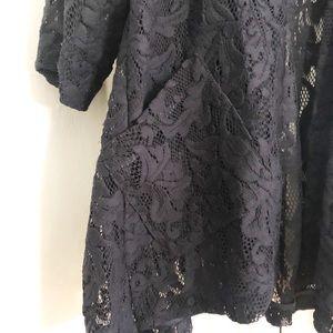 Zara Sweaters - Zara Lace Jacket/Cardigan